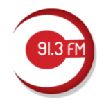C91.3 FM Logo